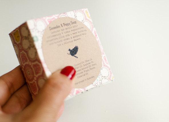 THE DREAMER - Lavender & Poppy Soap